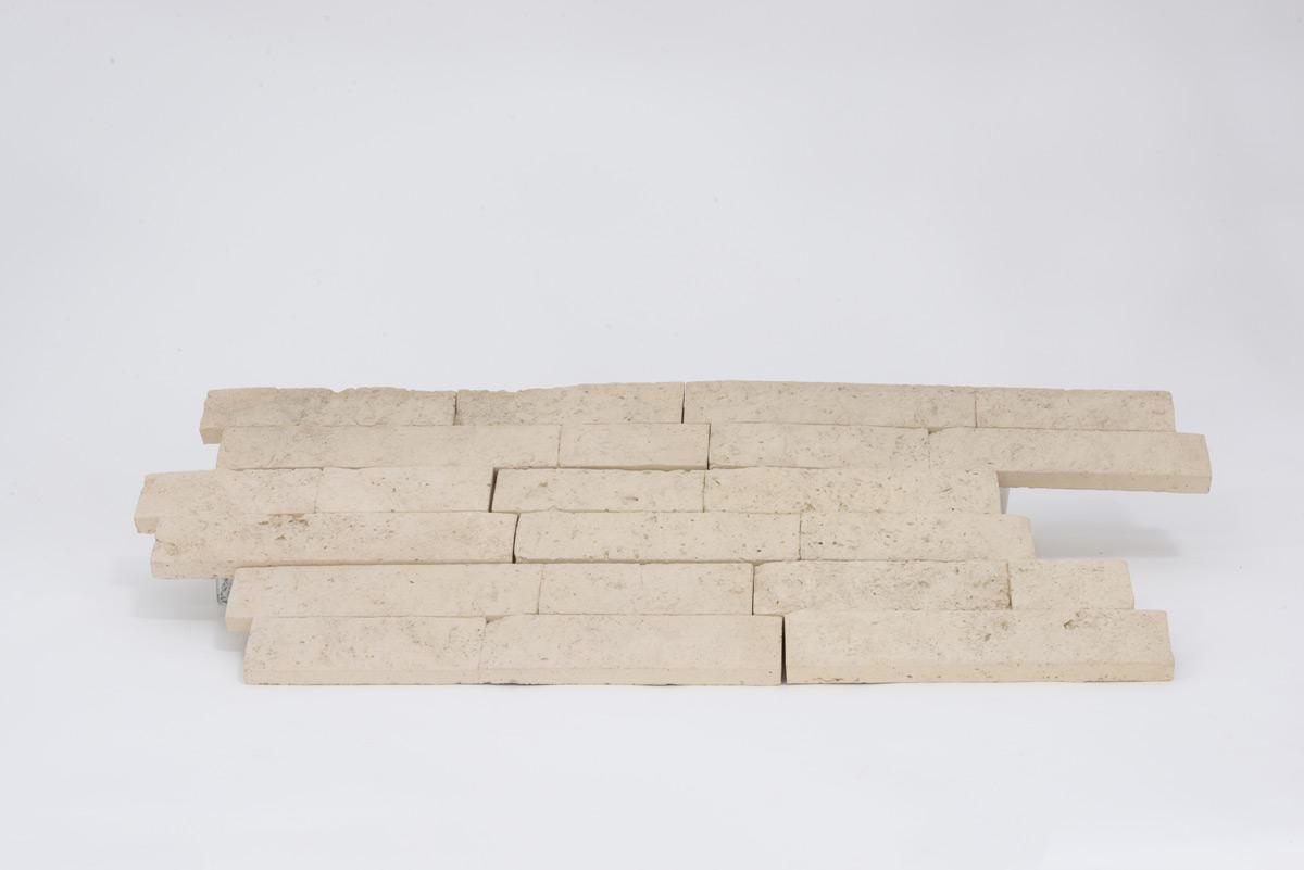 Galerie foto Imitaţie Piatră Travertin Perete
